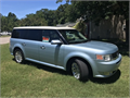 2009 Ford Flex SEL 124K miles Excellent cond VIN 2FMDK52C29BA22962 Leather Seats Backup Sensor