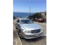 2007 Mercedes Benz S 550 4 door sedan air ps pb pw pl window privacy shades front seats have