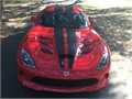 2013 SRT Viper in ABSOLUTE PERFECT CONDITIONLOW MILES 2600I bought this car for my c