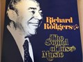 Unopened copy of Richard Rodgers The Sound of His Music on Vinyl