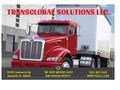 TransGlobal Solutions LLC is now hiring drivers with flatbed experience Driver Requirements
