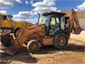 Hours 2667Serial N6C412726Model 580SMLocation MissouriCab with ac 4 wheel drive an