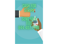 Cash for Diabetic Test Strips
