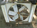 Fan Agricultural Industrial Coolair Corperation Model W28 Has a 5 blade 28  fan blade Works good