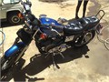 1989 Harley Sportster Custom Blue Paint 1200cc Engine