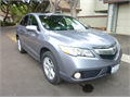 2014 Acura RDX w Technology Package - 24900 obo navigation pkg extinterior Forged Silver Meta