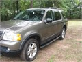 2003 explorer runs and drives well has 134000 miles   will trade for pickup truck  must be standar