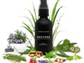 Revitalize natural hair growth oil reduces hair loss and hair thinning and tropically helps block DH