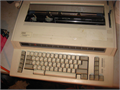 IBM Personel Wheelwriter 2 by Lexmark TypewriterComes with extra cartridges and correction tape