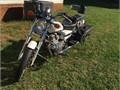 White 2006 Honda Cmx 250 rebel w highway barsaddlebags passenger seat viper windshield excellent