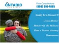 Why risk the safety of your loved one with another bail bonds company Use Ontario Bail Bonds the m