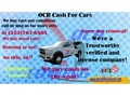 323767-6303 TURN YOUR CAR INTO FAST CASH WE PAY THE MOST CASH FOR CARS ONE CLICK IS ALL IT TAKES
