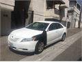 2009 Toyota Camry 09 camry auto 4cyl 148k miles Runs and Drives excellent white with gray interior