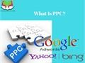 Learn PPC in simple and easy steps from basic to advanced concepts by online tutorial at Sseducation