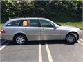 2004 MERCEDES BENZ E320 STATION WAGON AUTOMATIC GREY GOOD CONDITION POWER MOON ROOF 5-CD CHANG