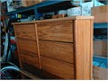 Wardrobe Chest style Oak Heavy duty great condition must see 2 available
