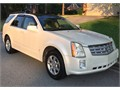 2006 Cadillac SRX 2006 Cadillac SRX Pearl White tan leather sunroof great condition very clean