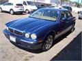 04 jaguar xj8 loaded in a nice medium blue a good driving car