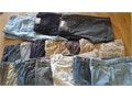 Mens shorts 32-34 and shirts Large 3 jeans all for 60 send ph or direct email for more info 6