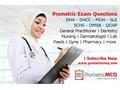 Our self assessment system will help you to prepare for Prometric Exam DHA Exam DHCC Exam MOH
