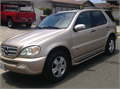 2005 Mercedes ML350 AWD moonroof privacy glass running boards leather 15k under KBB cosmetic