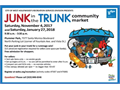 The Junk in the Trunk event is a rummage sale being hosted by the Recreation Division in the city of