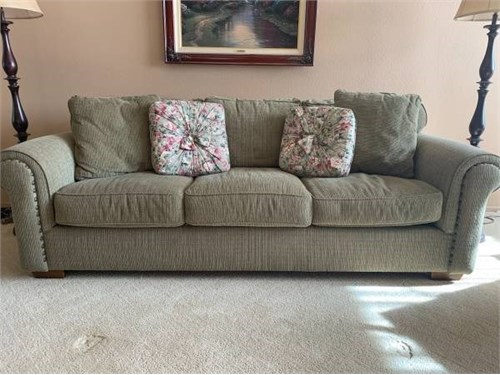 Beautiful Sofa - Like New