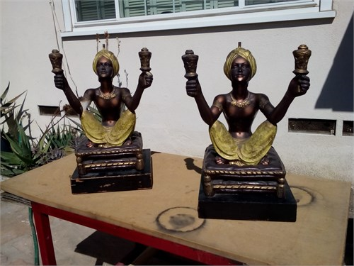 india hindu type statues