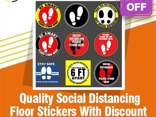 Custom Floor Stickers