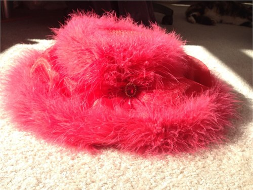 Red Hat Fluffy Diva
