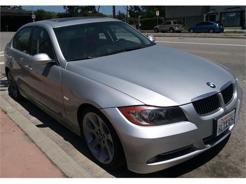 07' BMW 335I