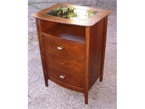 Tall night stand 3drawers