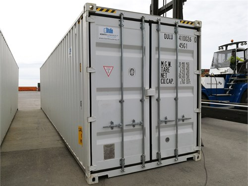 40' Insulated Container