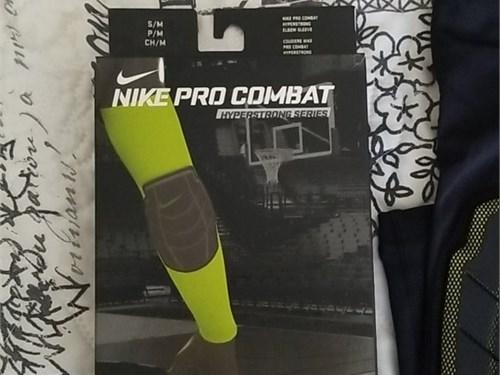 NikePro Combat elbowSleev