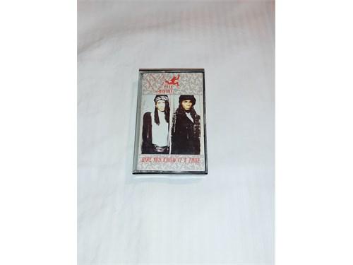 Milli Vanilli Cassette