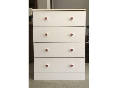 2-4 drawer chest &storage