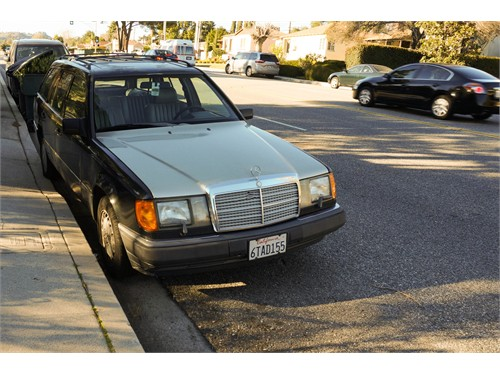 1990 mercedes benz 300te cars and vehicles la for Mercedes benz payment calculator