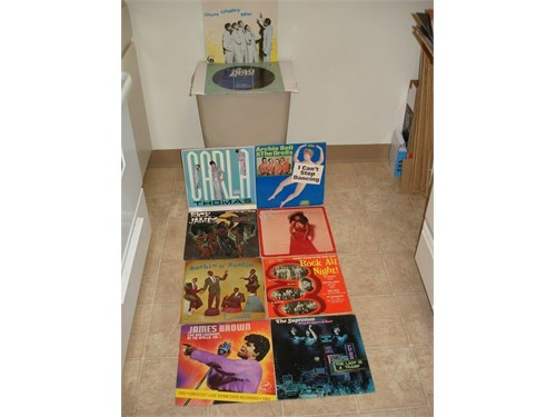 NICE & AFFORDABLE LPs !
