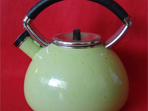 COPCO Whistle Tea Kettle
