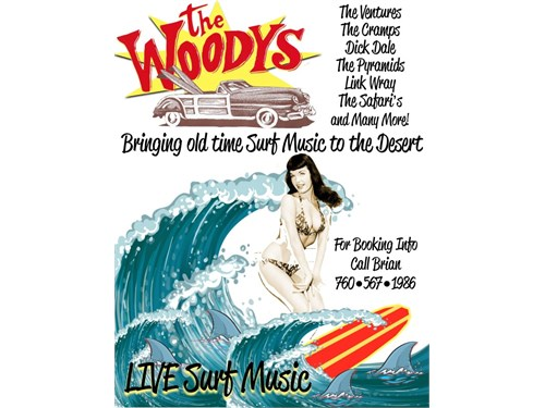 The Woodys Surf Band