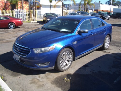 14 ford Taurus limited