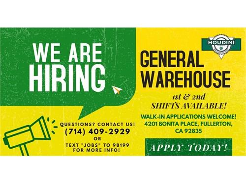 General Warehouse