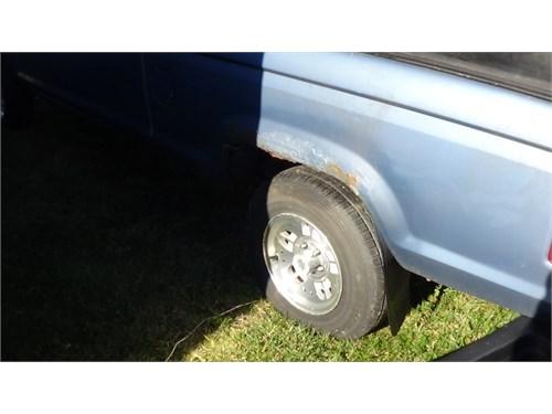 1991 4x4 Ford Ranger