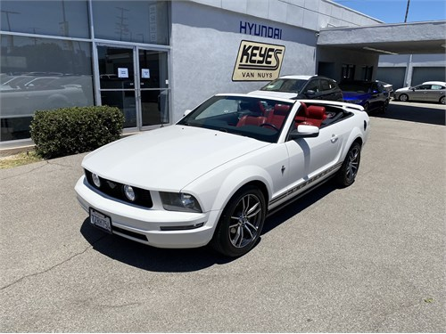 Ford Mustang 2005 4.0L V6