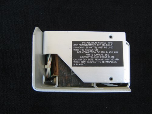 Mil-Gen Voltage Regulator