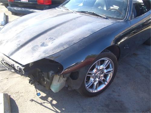 1997 jaguar xk8 fender