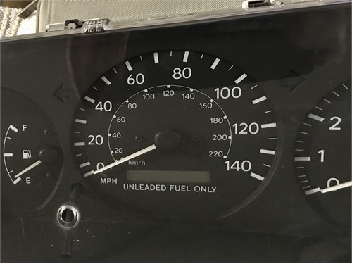1998 Toyota Camry GUAGES