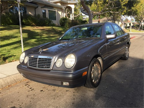 24k Mile Benz Wondercar