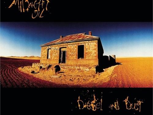 Midnight Oil CD