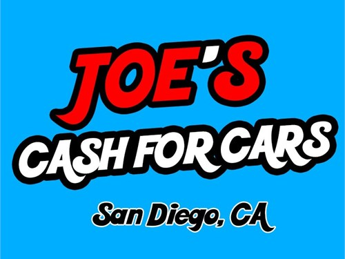 Joes Cash For Cars